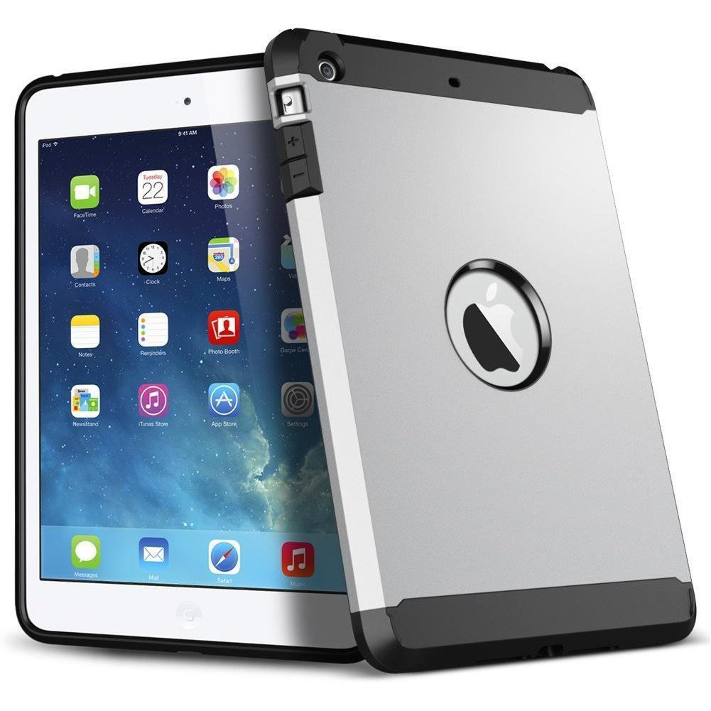 Flip Style Shockproof Hybrid Protective Casing Cover for iPad Mini 2 3 - 4 colors