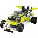 371 PCS / Sets 30 in 1 2-channel DIY Building Bricks Block Car High Speed Remote Control
