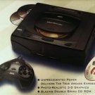 Sega Saturn Great Condition Fast Shipping