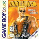 Duke Nukem Gameboy Color Great Condition Fast Shipping