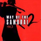Way Of The Samurai 2 PS2 Great Condition Fast Shipping