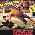 Capcom's Soccer Shootout SNES Great Condition