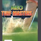 Neo Turf Masters Neo Geo AES Great Condition Fast Shipping Us Version