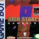 High Stakes Gameboy Great Condition Fast Shipping