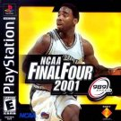 NCAA Final Four 2001 PS1 Great Condition Fast Shipping