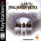 Final Fantasy Tactics PS1 Great Condition Complete Fast Shipping