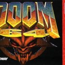 Doom 64 N64 Great Condition Fast Shipping