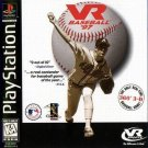 VR Baseball '97 PS1 Great Condition Fast Shipping
