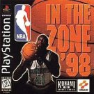 NBA in the Zone 98 PS1 Great Condition Fast Shipping