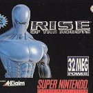 Rise of the Robots SNES Great Condition Fast Shipping