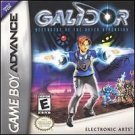 Galidor Defenders Of The Outer Dimension GBA