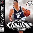 NCAA Final Four 2000 PS1 Great Condition Complete
