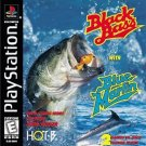 Black Bass With Blue Marlin PS1 Great Condition Rare