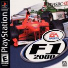 F1 2000 PS1 Great Condition Fast Shipping