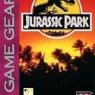 Jurassic Park Game Gear Great Condition Fast Shipping