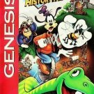 Goofy's Hysterical History Tour Sega Genesis Great Condition Fast Shipping