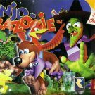 Banjo-Kazooie N64 Great Condition Fast Shipping