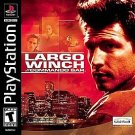 Largo Winch PS1 Mint Condition Complete Fast Shipping