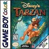 Disney's Tarzan Gameboy Color Great Condition