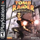 Tomb Raider Chronicles PS1 Great Condition Fast Shipping