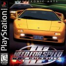 Need For Speed 3 Hot Pursuit PS1 Great Condition Fast Shipping