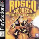 Rosco McQueen Firefighter Extreme PS1 Great Condition
