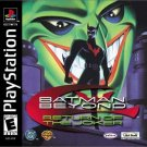 Batman Beyond  Return Of The Joker PS1 Great Condition Complete Fast Shipping