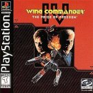 Wing Commander IV The Price of Freedom PS1