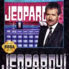 Jeopardy! Sega Genesis Great Condition Fast Shipping