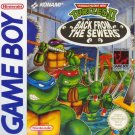 Teenage Mutant Ninja Turtles 2 Back From The Sewers Gameboy Fast Shipping
