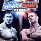 WWE Smackdown Vs. Raw 2006 PS2 Great Condition Fast Shipping