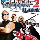American Chopper 2 Full Throttle Xbox Brand New