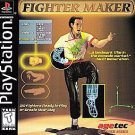 Fighter Maker PS1 Great Condition Fast Shipping