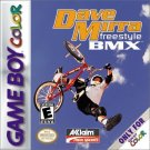 Dave Mirra Freestyle BMX Gameboy Color Fast Shipping