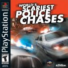 World's Scariest Police Chases PS1 Great Condition Complete Fast Shipping