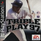 Triple Play '97 PS1 Great Condition Complete Fast Shipping