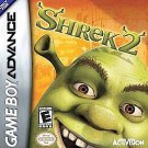 Shrek 2 GBA Great Condition Fast Shipping