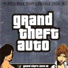Grand Theft Auto Double Pack Great Condition Complete Fast Shipping