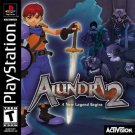 Alundra 2 PS1 Great Condition Fast Shipping
