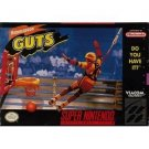 Nickelodeon Guts SNES Great Condition Fast Shipping