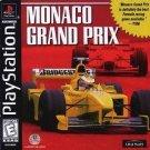 Monaco Grand Prix PS1 Great Condition Complete