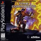Time Commando PS1 Great Condition Fast Shipping