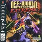 Off-World Interceptor Extreme PS1 Great Condition