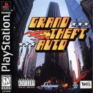 Grand Theft Auto PS1 Great Condition Complete Fast Shipping
