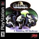 Casper A Haunting 3D Challenge PS1 Rare Cardboard Box