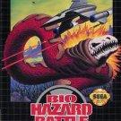 Bio Hazard Battle Sega Genesis Great Condition Complete Fast Shipping