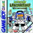 Dexter's Laboratory Robot Rampage Gameboy Color