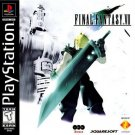Final Fantasy 7 PS1 Great Condition Fast Shipping