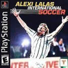 Alexi Lalas International Soccer PS1 Great Condition