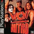 WCW Nitro PS1 Great Condition Fast Shipping